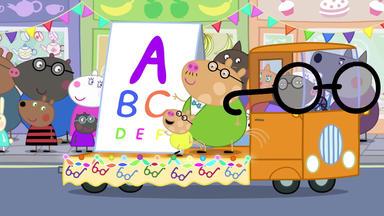 Peppa Pig - Der Karnevalsumzug