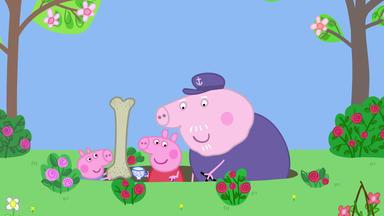 Peppa Pig - Der Gartenteich Von Opa Wutz