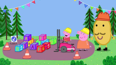 Peppa Pig - Baggerland