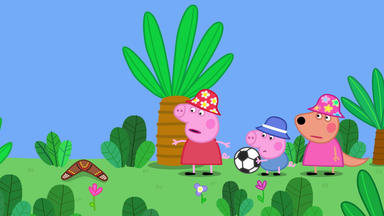 Peppa Pig - Der Bumerang
