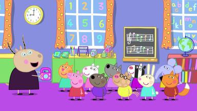 Peppa Pig - Die Musikstunde