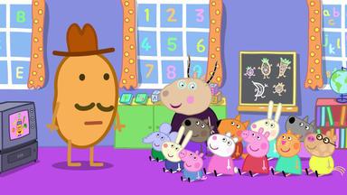 Peppa Pig - Die Superkartoffel