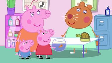 Peppa Pig - Die Neue Straße Von Herrn Bulle