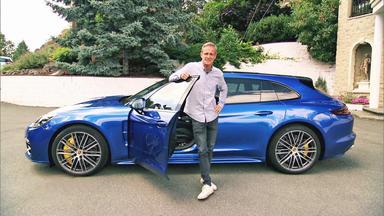 Grip - Das Motormagazin - Porsche Panamera Sport Turismo I Det Sucht Kompaktwagen - Mini-raketen