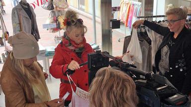 Shopping Queen - Gruppe Sylt: Tag 2 \/ Inken