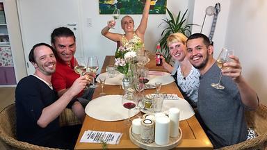 Das Perfekte Dinner - Gruppe K\u00f6ln: Tag 4 \/ Katja