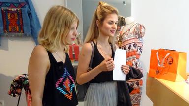 Shopping Queen - Gruppe Dortmund: Tag 1 \/ Tatjana