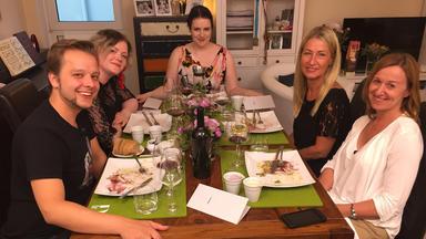 Das Perfekte Dinner - Wer Ist Der Profi-spezial: Tag 3 \/ Mareike