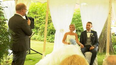 4 Hochzeiten Und Eine Traumreise - Tag 4: Christina Und Daniel, Ibbenb\u00fcren