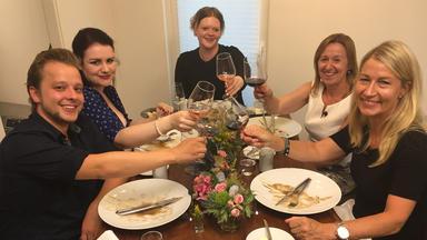 Das Perfekte Dinner - Wer Ist Der Profi-spezial: Tag 5 \/ Tine