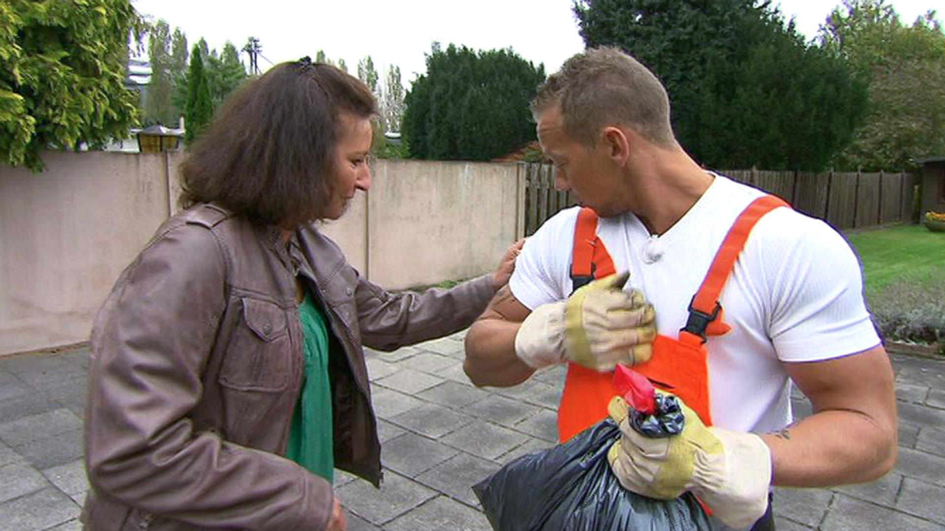 Müllmann will unbedingt Frau kennen lernen | Folge 103