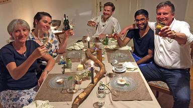 Das Perfekte Dinner - Gruppe Berlin: Tag 4 \/ Dirk