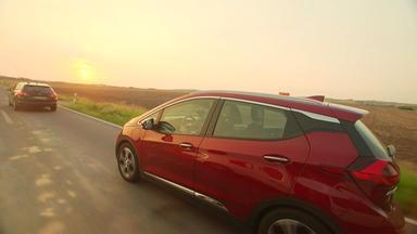 Auto Mobil - Thema U.a.: Opel Ampera E - Rekordfahrt