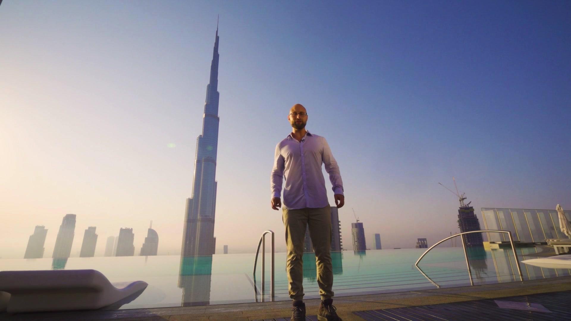 Thema: Boomtown Dubai - mehr als nur die Stadt der Superlative? - Teil 1 | Folge 22