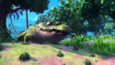 Das Dschungelbuch - Das Regenbogen-krokodil
