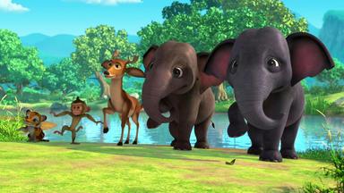 Das Dschungelbuch - Turbulente Kinderbetreuung
