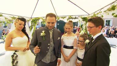 4 Hochzeiten Und Eine Traumreise - Tag 3: Marlene Und Markus, Wilhering (a)