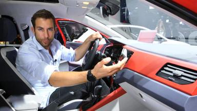 Auto Mobil - Thema U.a.: Messerundgang Iaa