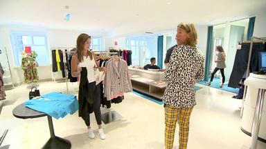 Shopping Queen - Gruppe Salzburg: Tag 3 \/ Sabine
