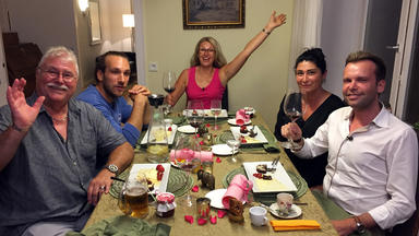 Das Perfekte Dinner - Gruppe Saarland: Tag 3 \/ Katerina