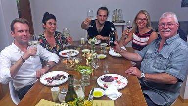 Das Perfekte Dinner - Gruppe Saarland: Tag 2 \/ Lukas