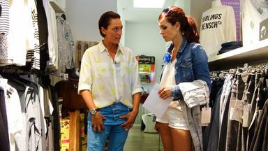 Shopping Queen - Gruppe Bremen: Tag 2 \/ Sylvie