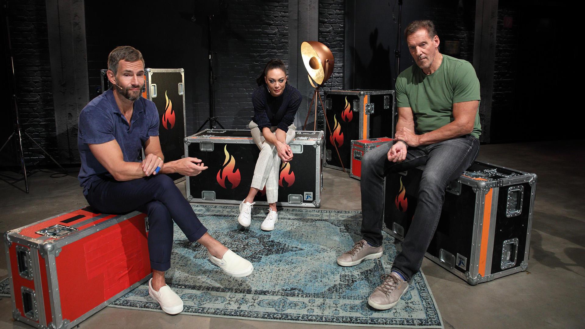 Gäste: Micky Beisenherz, Ralf Möller, Lilly Becker | Folge 12