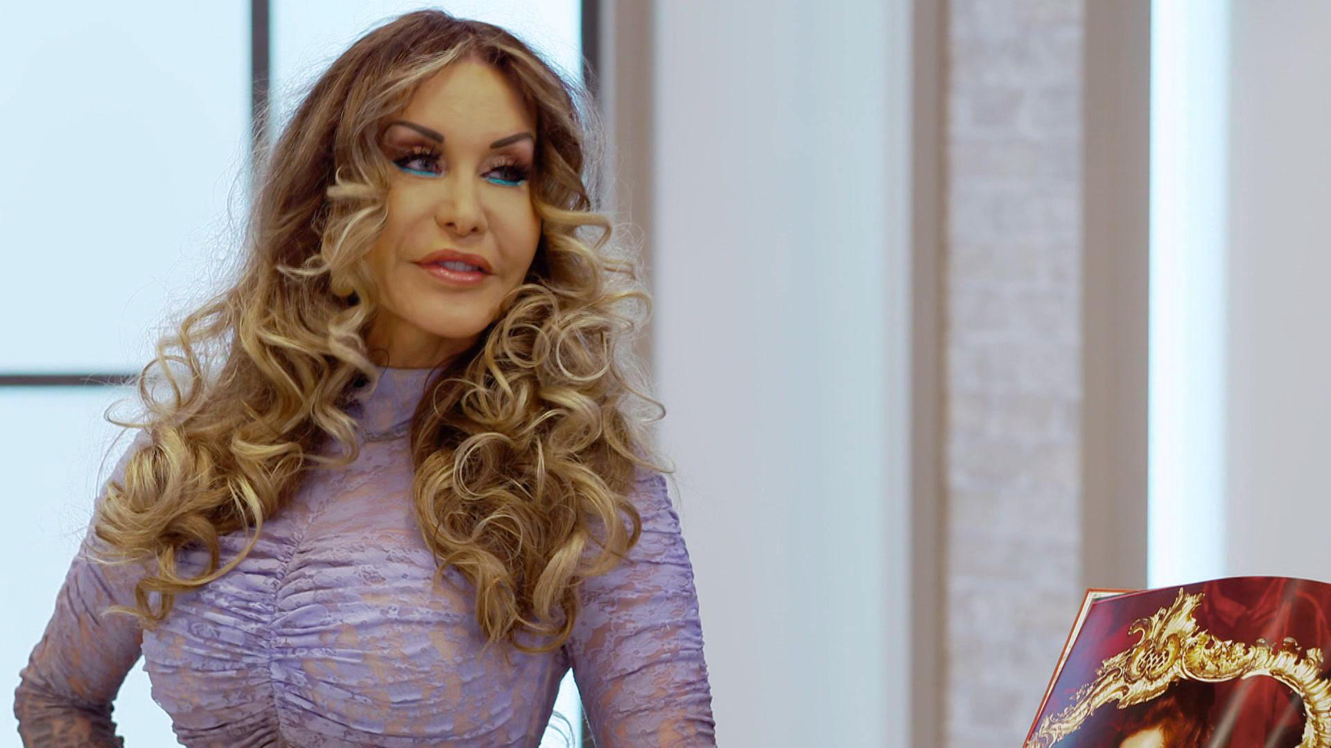 """""""The Book of Olga"""" (mit Promi Dolly Buster) 