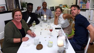 Das Perfekte Dinner - Gruppe Amsterdam: Tag 4 \/ Christian