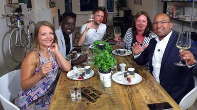 Das Perfekte Dinner - Gruppe Amsterdam: Tag 1 \/ Alexander