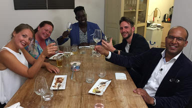 Das Perfekte Dinner - Gruppe Amsterdam: Tag 3 \/ Gavin