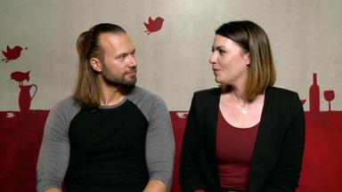 First Dates - Ein Tisch Für Zwei - U.a. Mit: Corinne Und Daniel