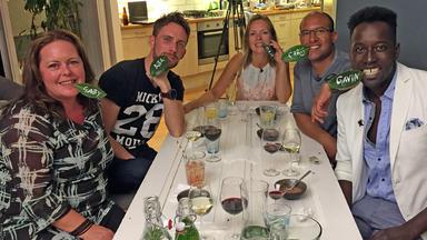 Das Perfekte Dinner - Gruppe Amsterdam: Tag 5 \/ Daniela