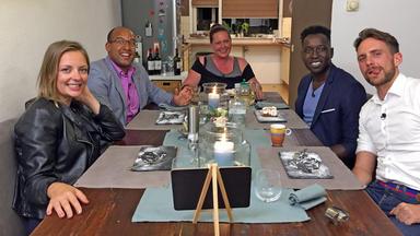 Das Perfekte Dinner - Gruppe Amsterdam: Tag 2 \/ Gaby