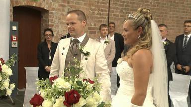 4 Hochzeiten Und Eine Traumreise - Tag 2: Monique Und Dirk, Brandenburg An Der Havel