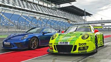 Grip - Das Motormagazin - Die Rennversionen Des Porsche 911