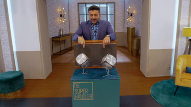 Die Superhändler - 4 Räume, 1 Deal - Grundig Boxen Konvolut \/ Reiseset