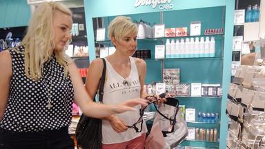 Shopping Queen - Gruppe Dresden: Tag 2 \/ Sylvia
