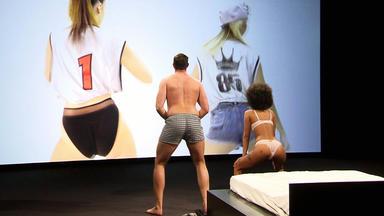 Undressed - Das Date Im Bett - Denise Beeindruckt David Mit Ihren Pole-dance-moves