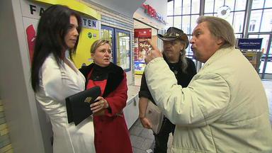Familien Im Brennpunkt - Braut Wird Im Bahnhof Gejagt