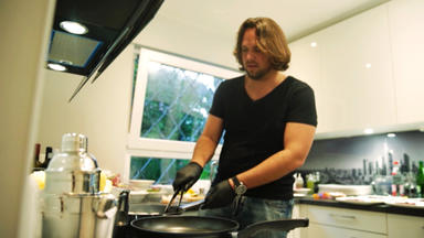 Das Perfekte Dinner - Gruppe Frankfurt: Tag 2 \/ Daniel