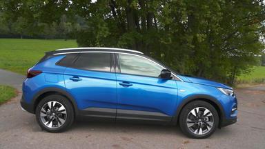 Auto Mobil - Thema U.a.: Fahrbericht Opel Grandland X