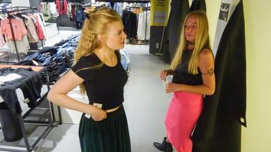 Shopping Queen - Gruppe Stuttgart: Tag 4 \/ Sophia