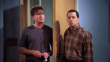 Two And A Half Men - Knall Und Fall