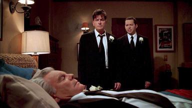 Two And A Half Men - Eine Leiche Zur Hochzeit