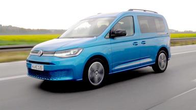 Auto Mobil - Thema U.a.: Vw Caddy Mit Andi