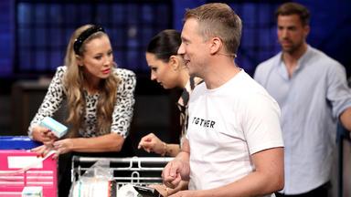 Grill Den Henssler - Gäste: Tobias Wegener, Oliver & Amira Pocher, Alessandra Meyer-wölden