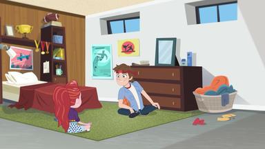 Polly Pocket - Hilfe, Ich Habe Mein Haus Geschrumpft! \/ Verrückt Nach Tieren