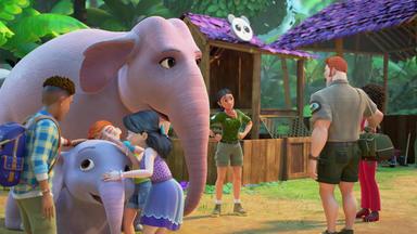Friends - Freundinnen Auf Mission - Ferien Im Dschungel