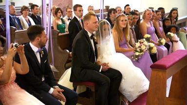 4 Hochzeiten Und Eine Traumreise - Tag 3: Pamela Und Dominik, Münster